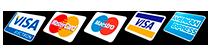 Pague com Cartão de Crédito